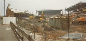 The Holte Gone :-(