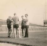 Villa Park Training 1966